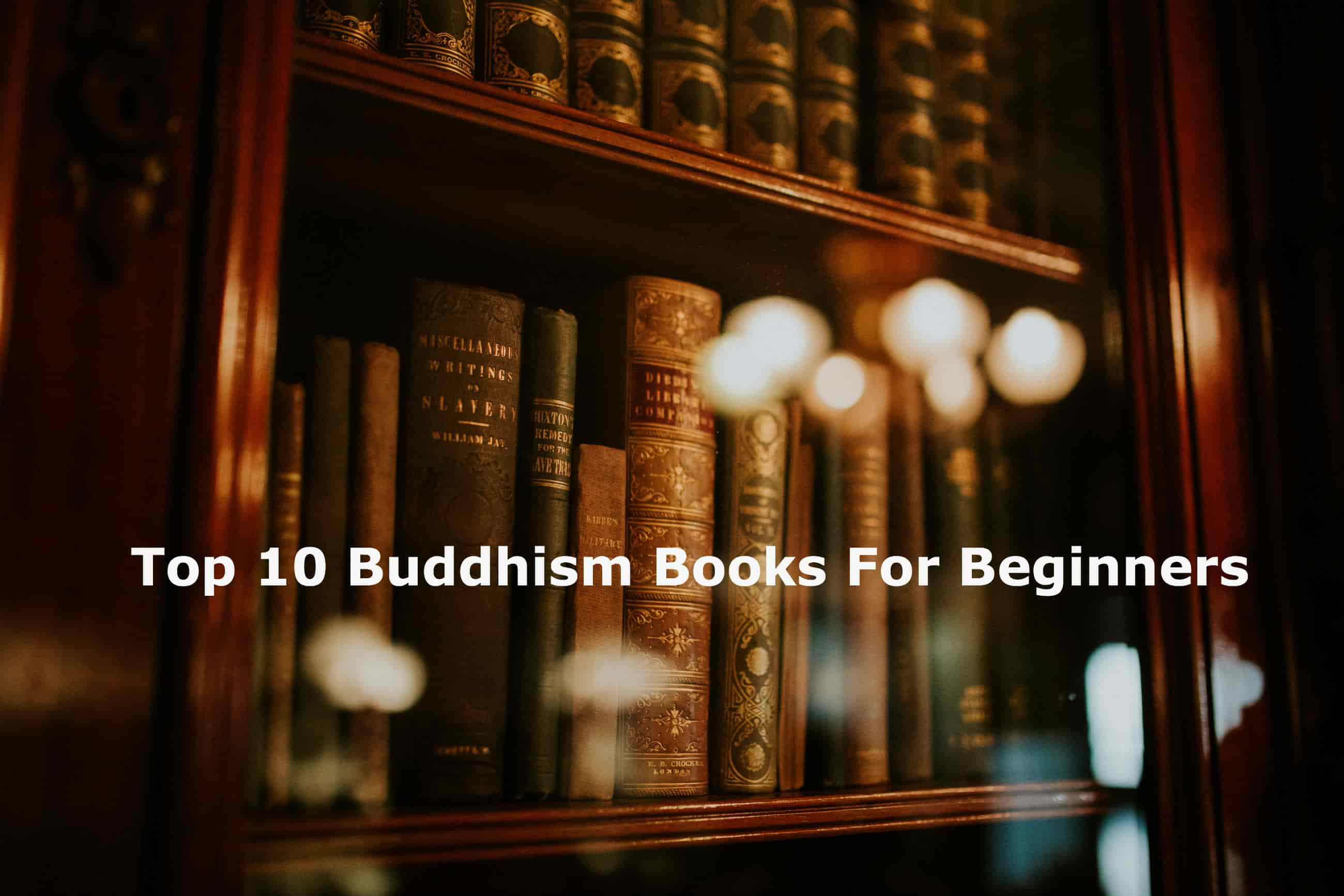 Top 10 Buddhism Books For Beginners