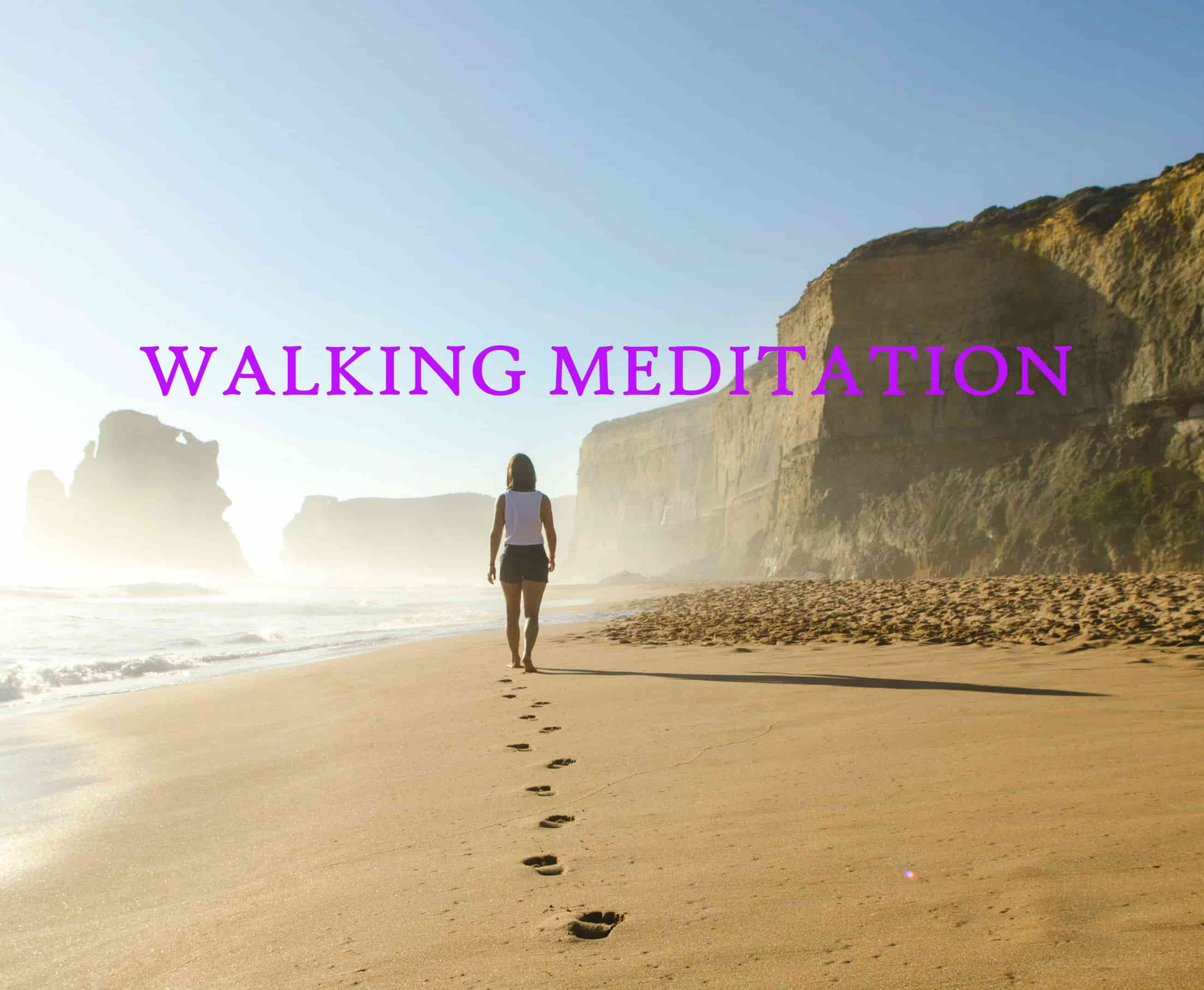 WALKING MEDITATION: What It Is And How To Practice
