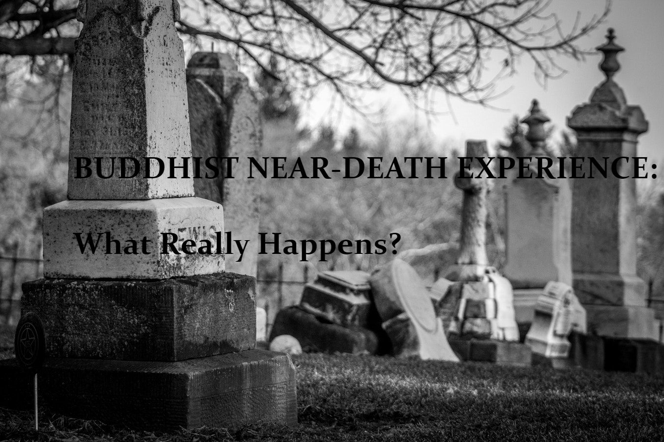 BUDDHIST NEAR-DEATH EXPERIENCE: What Really Happens?