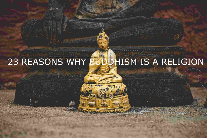 reasons why buddhism is a religion